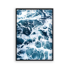 Load image into Gallery viewer, Sea Foam Print - Blim & Blum
