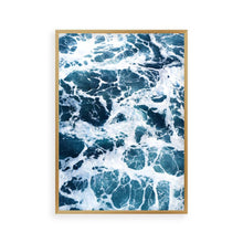 Sea Foam Print - Blim & Blum