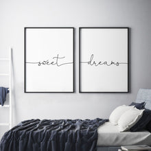 Load image into Gallery viewer, Sweet Dreams - Set Of 2 Prints - Blim & Blum