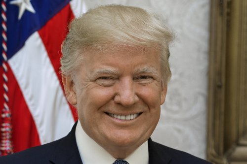 Donald J. Trump, 45th President of the United States