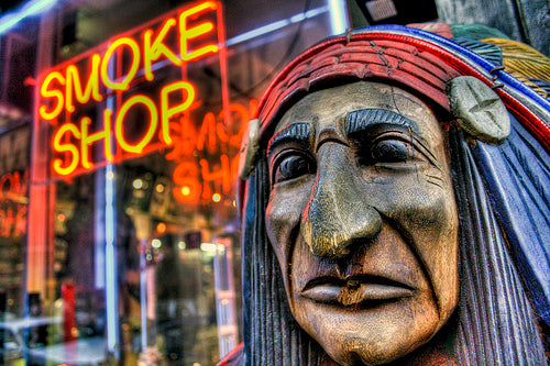 Smoke Shop Indian