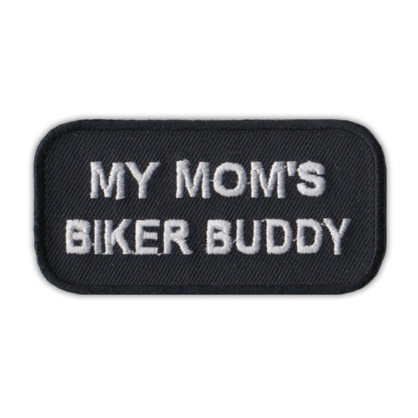 Patch - My Mom's Biker Buddy, For Child