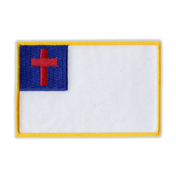 Patch - Christian Flag