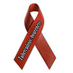 Ribbon Magnet - Tuberculosis Awareness
