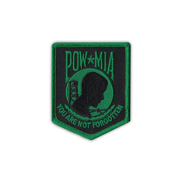 Patch - POW MIA You Are Not Forgotten (Green)