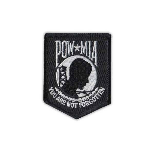 Patch - POW MIA You Are Not Forgotten (Black/White)