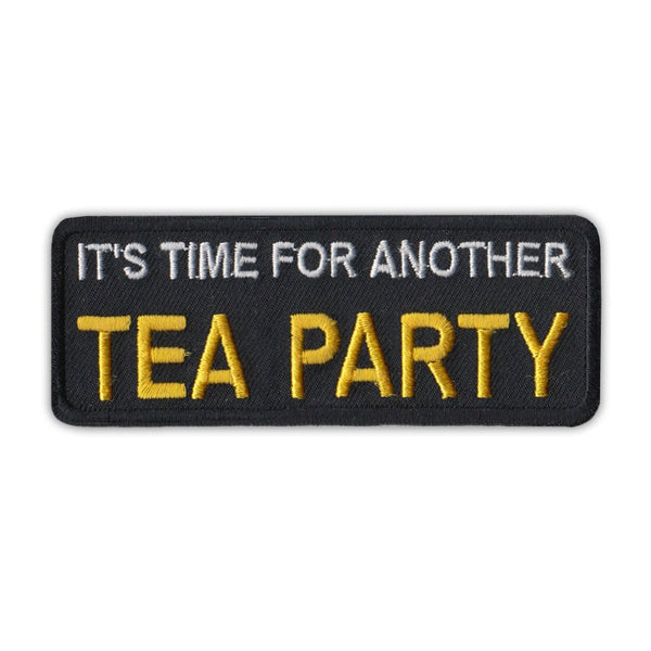Patch - It's Time For Another Tea Party