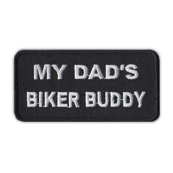 Patch - My Dad's Biker Buddy, For Child