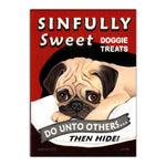Refrigerator Magnet - Sinfully Sweet Doggie Treats