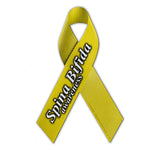 Ribbon Magnet - Spina Bifida Awareness