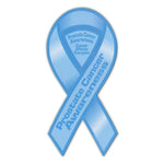Ribbon Magnet - Prostate Cancer Support