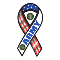 Ribbon Magnet - United States Army