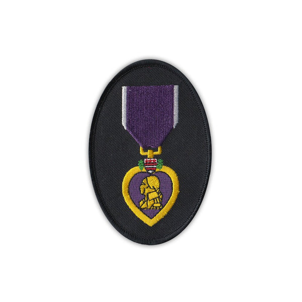 Patch - Purple Heart Medal Ribbon