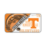 Embossed Aluminum License Plate Cover - University of Tennessee