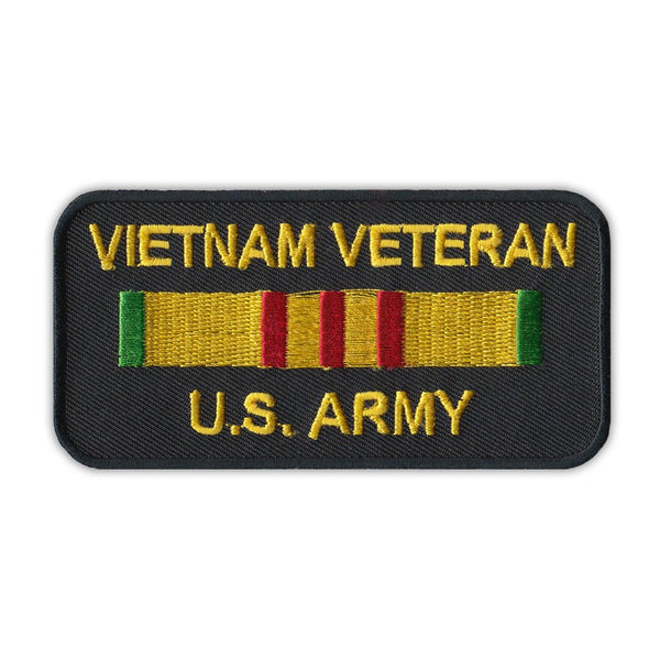 Patch - Vietnam Veteran U.S. Army