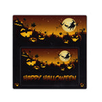"Picture Frame Magnet - Happy Halloween (7.25"" x 7.25"")"