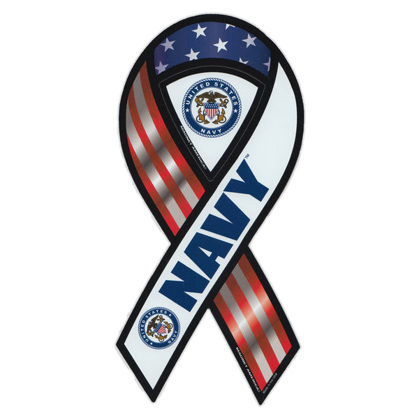 Ribbon Magnet - United States Navy