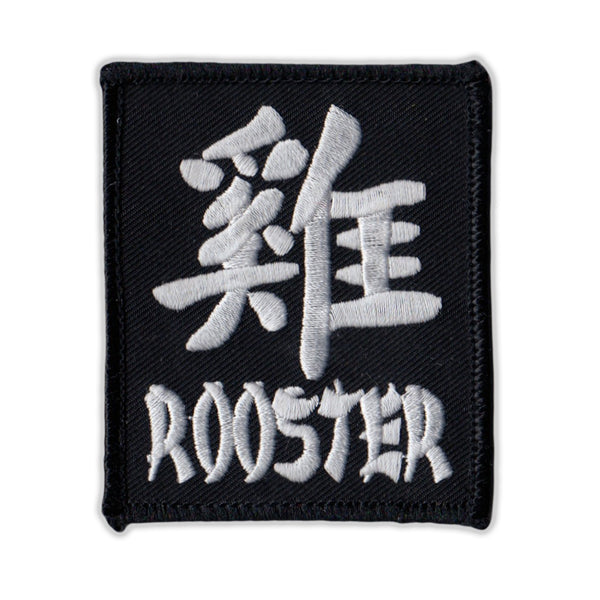 Patch - Chinese Zodiac Sign Birth Year - Rooster