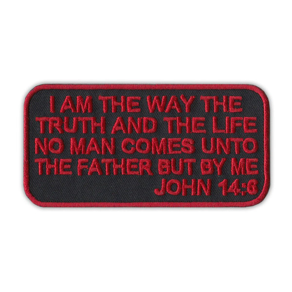 Patch - I Am The Way… John 14:6