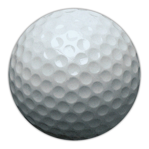 "Round Magnet - Golf Ball (4.75"" Diameter)"