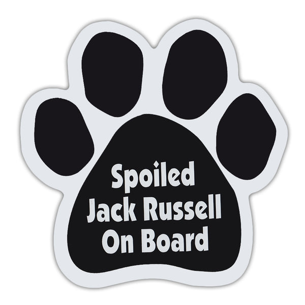 Spoiled Jack Russell On Board