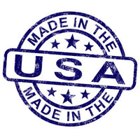 This ribbon magnet is made in the USA!