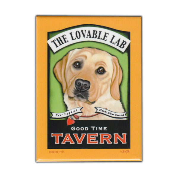 Refrigerator Magnet - Good Time Tavern