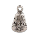 Guardian Bell - World's Greatest Biker Dad