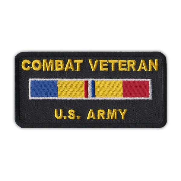 Patch - Combat Veteran U.S. Army