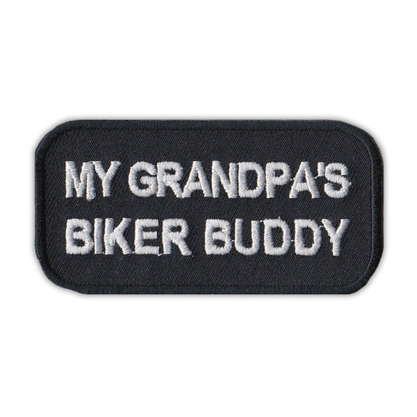 Patch - My Grandpa's Biker Buddy, For Child
