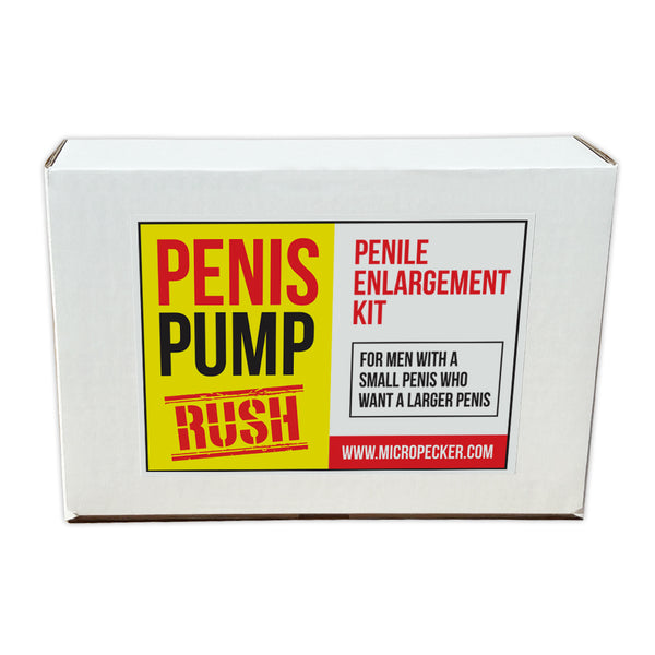 Prank Product Box - Penis Pump