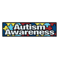 "Magnet - Autism Awareness (10.75"" x 2.75"")"