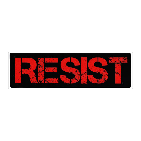 Bumper Sticker - RESIST