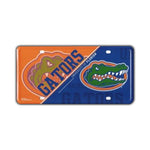 Embossed Aluminum License Plate Cover - University of Florida