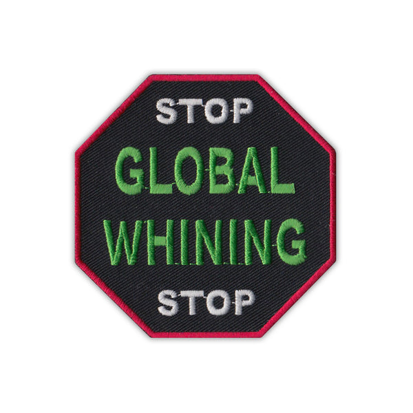 Patch - Stop Global Whining