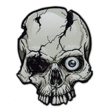 "Magnet - One Eye Skull Magnet (4.25"" x 5.5"")"