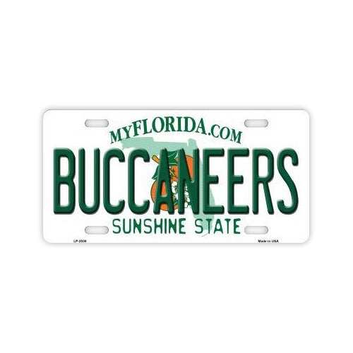 License Plate Cover - Tampa Bay Buccaneers