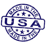 Proudly Made in the United States