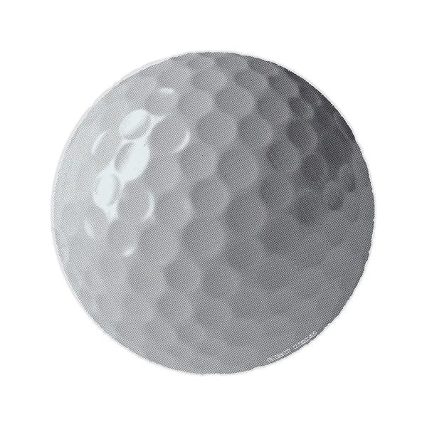 "Magnet - Golf Ball (5.75"" Round)"