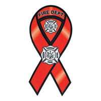 Ribbon Magnet - Fire Department