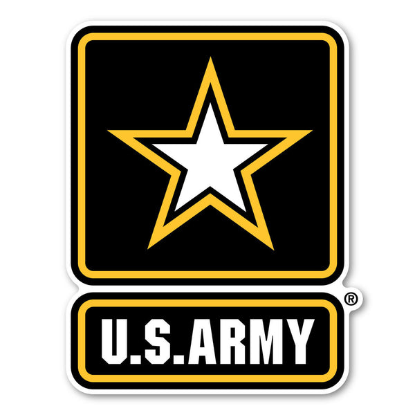 "Magnet - United States Army Logo Magnet (3.75"" x 5"")"