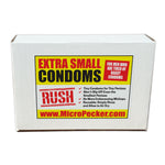 Fake Product Box For Pranks, Extra Small Condoms, Send Directly To The Person You Want To Embarrass (100% Anonymous)