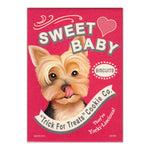Refrigerator Magnet - Sweet Baby Biscuits, They're Yorki-Licious
