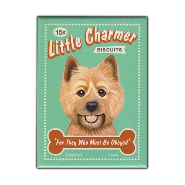 Refrigerator Magnet - Little Charmer Biscuits
