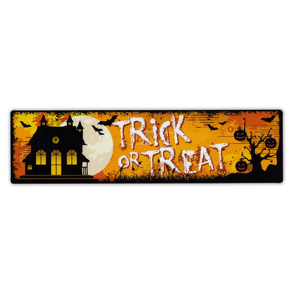 "Magnet - Trick or Treat (10.75"" x 2.75"")"