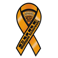Ribbon Magnet - Multiple Sclerosis Awareness