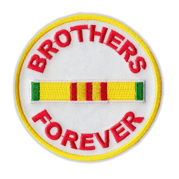 Patch - Brothers Forever Vietnam Ribbon