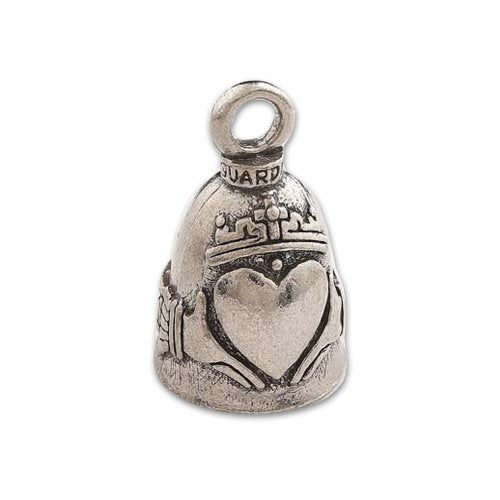 Guardian Bell - Irish Claddagh