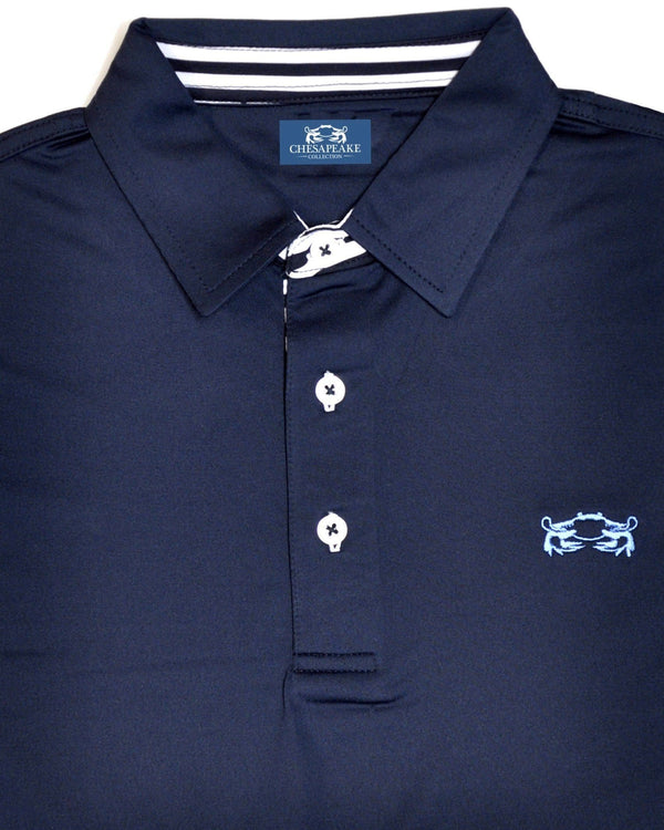 Academy Performance Polo - Chesapeake Collection