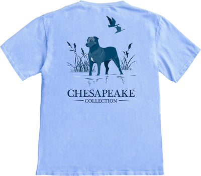 Chesapeake Bay Retriever T-shirt - Chesapeake Collection